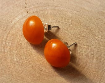 Baltic amber earrings.Handmade earrings.Amber jewellery.Earrings.Old amber.Jewelry.Gemstone.Amber earrings.Handmade.Gift for her.Amber.Gift