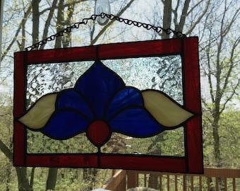 Suncatcher, Stained Glass