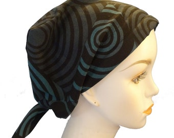 English Traditions Chemo Scarves Elegant Classic Chemo Cancer Hair Loss Scarf Turban Hat