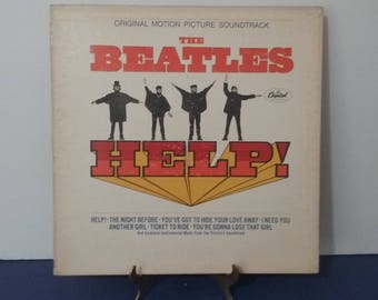 The Beatles - Original Soundtrack - Help - Circa 1965