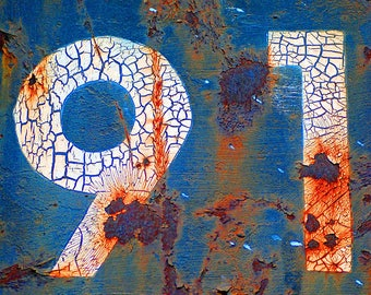 Urban Decay, Rusty Metal, Rust Photography