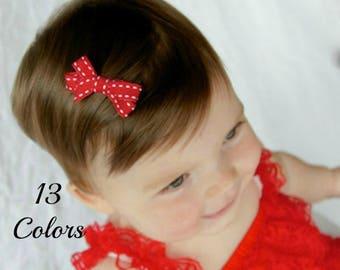 Newborn Hair Bows, Newborn Hairbows, Infant Hair Clips, Baby Hair Bow, Newborn Hair Bows, Hair Bows, Baby Bows, Snap Clips, Baby Hair Clips