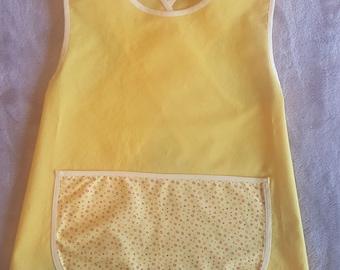 Smock - Child - Yellow