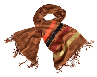 Resistor Values scarf. 3k Ohm Resistor Code pashmina. Electrical engineering, electrician gift.