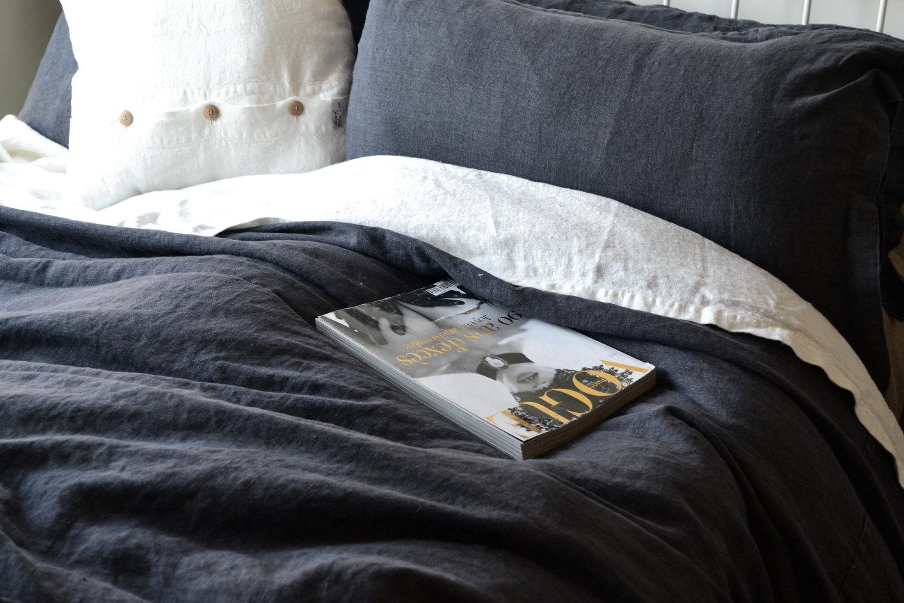duvet charcoal cover gray bed shop duvchar in bedding store linen