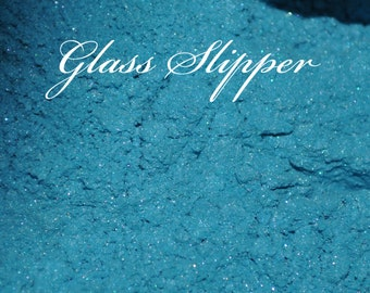 Glass Slipper 3g Pigmented Mineral Eye Shadow Jar with Sifter