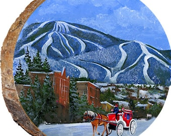 Carriage Ride in Steamboat - DCM080