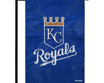 Kansas City Royals Flag Banner MLB Baseball Fan