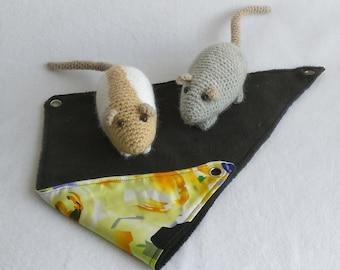 Custom Colour | Corner Hammock | Hammocks Rats & Other Rodents | Size M