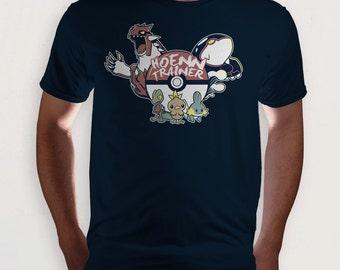 Hoenn Trainer (Pokemon t-shirt)