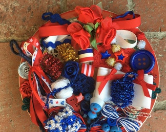 July fourth fun --- Inspiration Kit ---