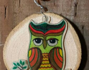 Itty Bitty Art: Owl