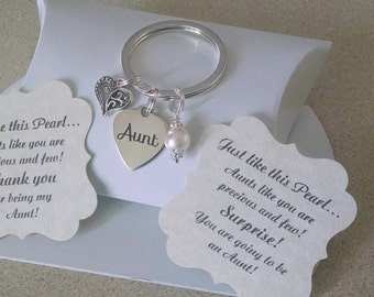 Valentines Gift For Aunt, New Aunt Gift, Aunt Gift, New, Baby Announcement, The Best Sisters Get Promoted To Aunt, Aunt To Be