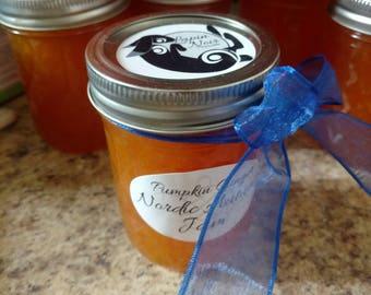 Nordic Autumn Jam (Pumpkin Ginger) Single Jar