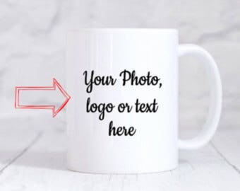 Custom mugs personalized