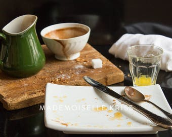 After Breakfast (Food photography)