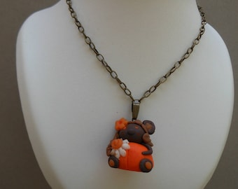 NECKLACE MINI BABALINES - COLLECTION 01 CAROLE