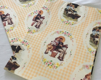 Vintage | Couples | Wrapping Paper