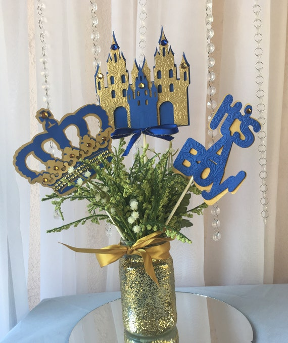 Crowns For Baby Shower: Royal Prince Crown/ Royal Crown Baby Shower/ Crown