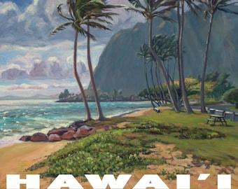 2018 Gatheringplace 'Ohana Hawai'i Fine Art Calendar