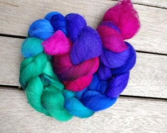 14.5 Micron Merino Wool Fibre - Jewel