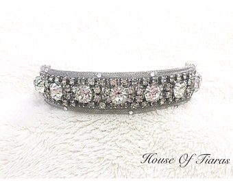 House Of Tiaras Splendid Mini Headpiece