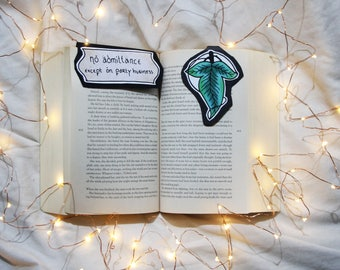 Lord of the rings Magnetic Bookmark