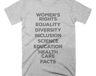 Feminist Shirt, Girl Power Shirt, Feminist Gift, Feminism Shirt, Feminist T-Shirt, Love is Love, Gay Pride Shirt, The Future is Female Shirt