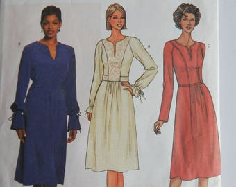 Butterick 3591 Sewing Pattern for Misses' Dress - Uncut - Size 18,20,22