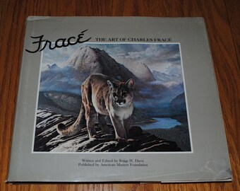 The Art of Charles Frace Book, by Bruce H. Davis