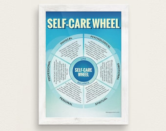 The Self-Care Therapy Poster
