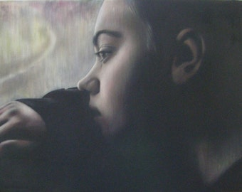 Marie, 2010 (Print)