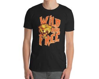 Jungle Love T-Shirts / Wild And Free T-shirt