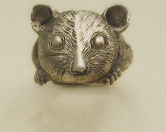 Possum ring