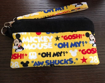 """Mickey Mouse """"oh my gosh"""""""
