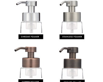 Just Foaming Pumps - FREE SHIPPING