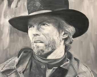 PALE RIDER -Clint Eastwood