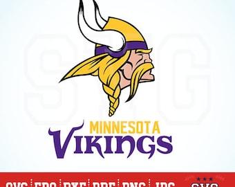 Minnesota Vikings Etsy