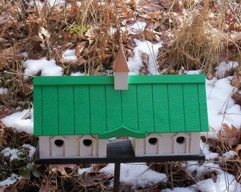 New Classic HorseBarn Birdhouse