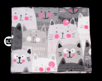 Cat/cases clips storage / storage elastic/for kids and baby