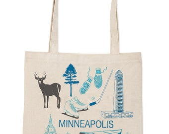 Minneapolis Everyday Tote