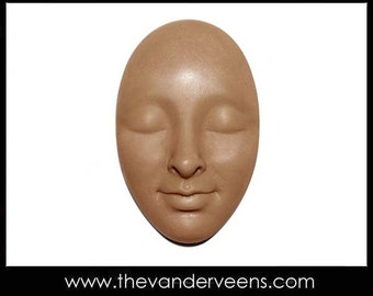 Mold No.108 (Face-Egg shape) by Veronica