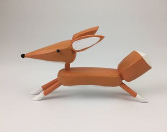 Little Foxes love to run and play