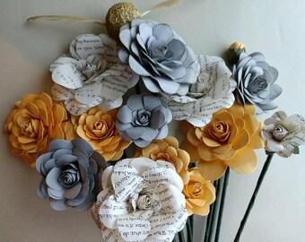 1 dozen roses boquet