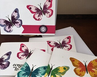 Rainbow Butterflies Boxed Set