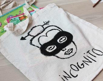 Tote bag / Incognito