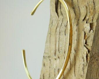 Hammered Geometric Bracelet, Cuff Bracelet, STERLING, GOLD Filled, BRASS, Copper, Handmade Jewelry, Hammered Bangle, Affordable Gift for Her