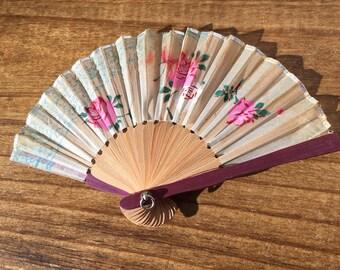 Miniature Vintage Fan