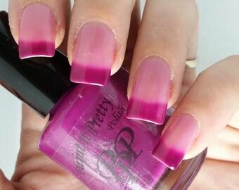 Magic Pink, pink nail polish, indie nail polish 5 free nail polish, paint it pretty 15 ml