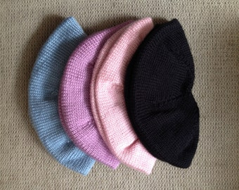 Slouchy Knit Tam Hat (Adult)